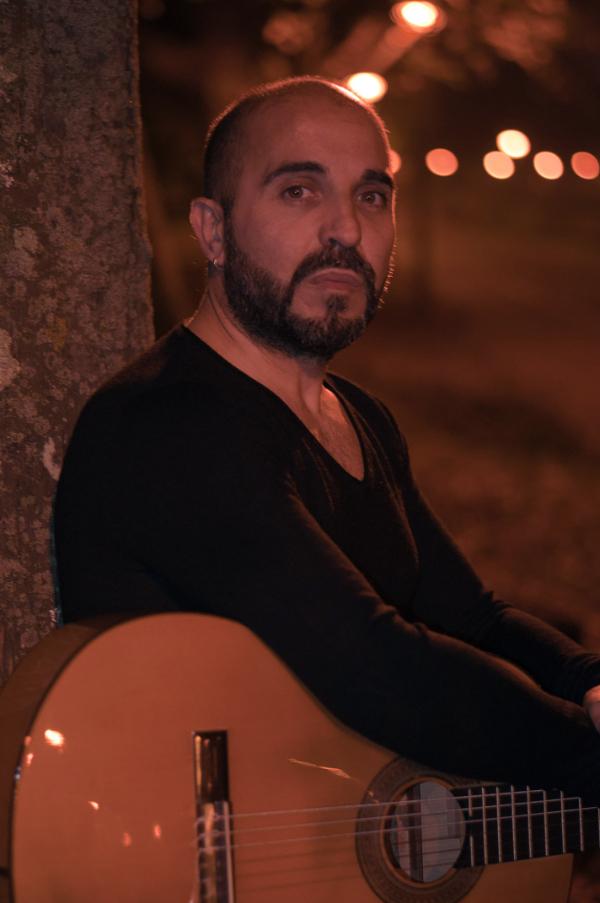 Francis Ligero, Artista de estilo flamenco