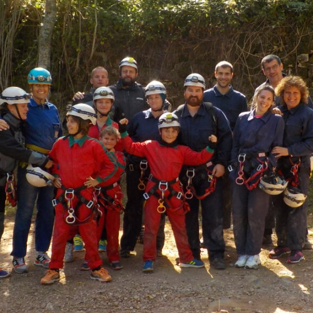 Caving in Picos de Europa, a new world is waiting to be discovered!