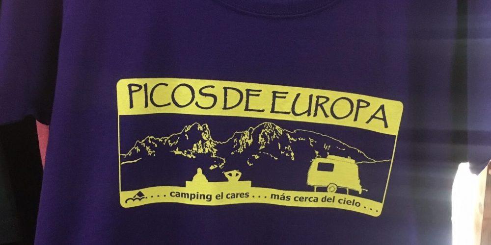 camiseta Picos de Europa
