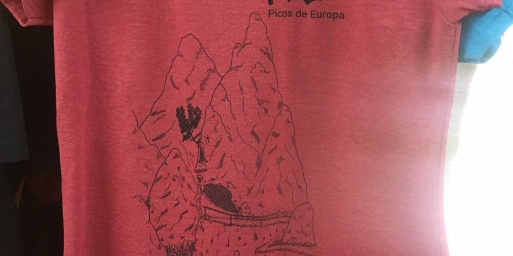 camiseta Ruta del Cares