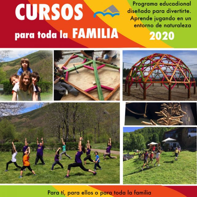 Courses and workshops in Picos de Europa