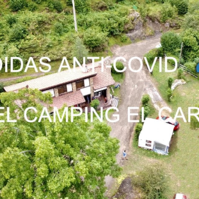 Safe accommodation during Covid: Camping